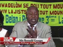 Reynold Georges, un électron trop libre, un Caméléon