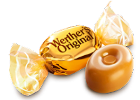 Werther's Original: 20 calorias