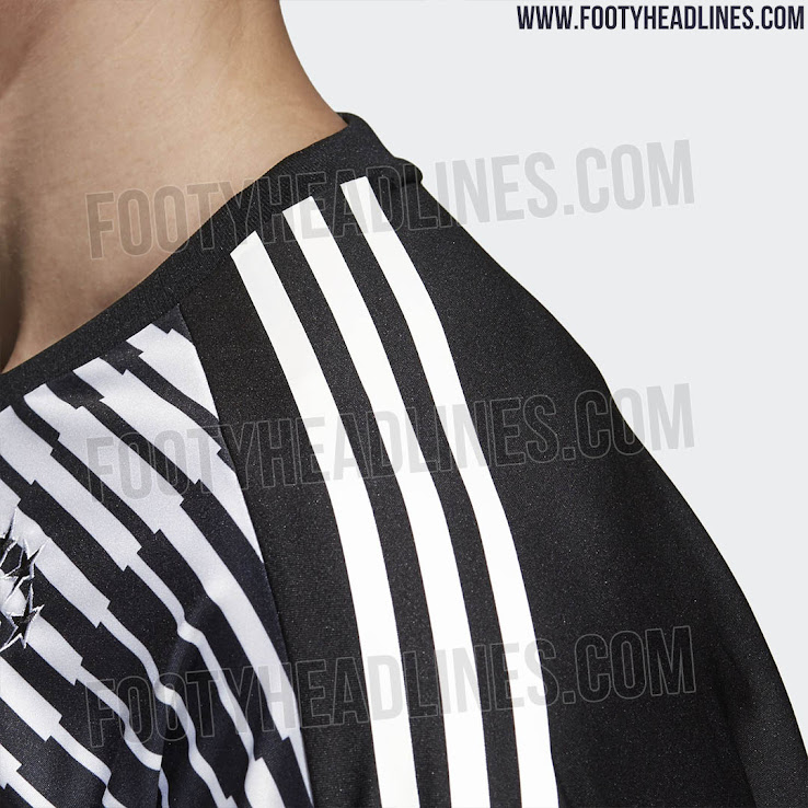 512e246bd Adidas Parley Germany 2018 World Cup Pre-Match Jersey Leaked - Footy ...