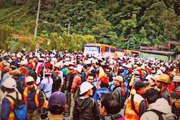 1208 Karyawan Freeport Indonesia Telah di PHK dan Dirumahkan