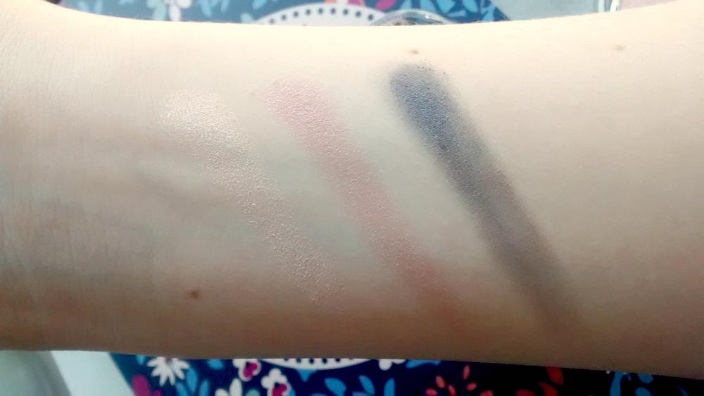 KIKO Rebel Romantic Eyeshadows