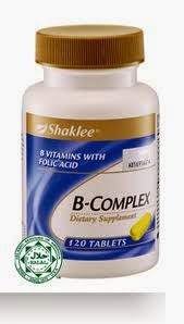 B Complex : Set Ibu Menyusu Shaklee