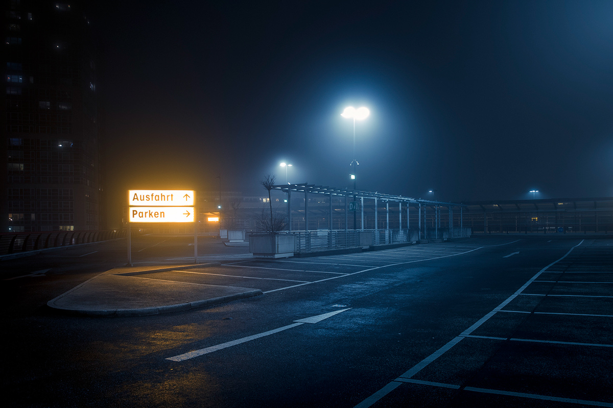 At Night 2 Andreas Levers