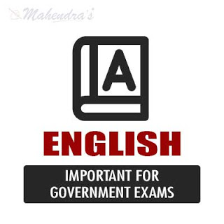 English Language For SBI Clerk | 13- 06 - 18