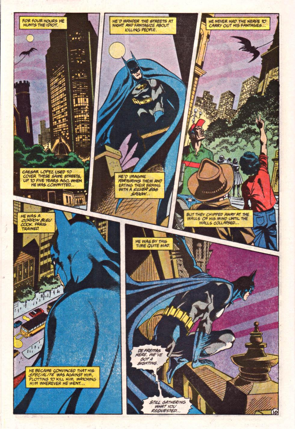 Detective Comics (1937) 640 Page 16