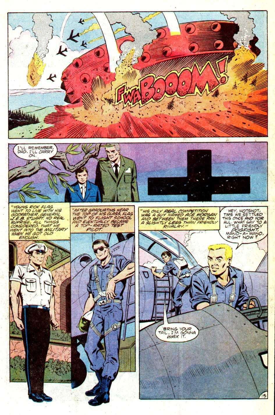 Read online Secret Origins (1986) comic -  Issue #14 - 18
