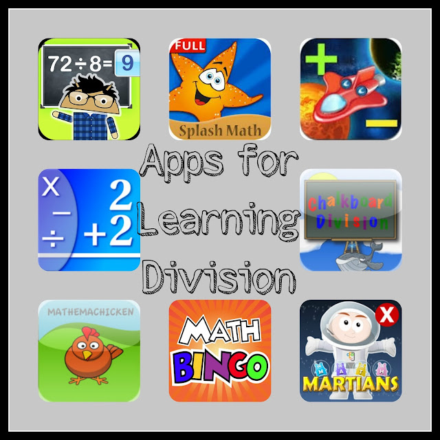 apps to teach division