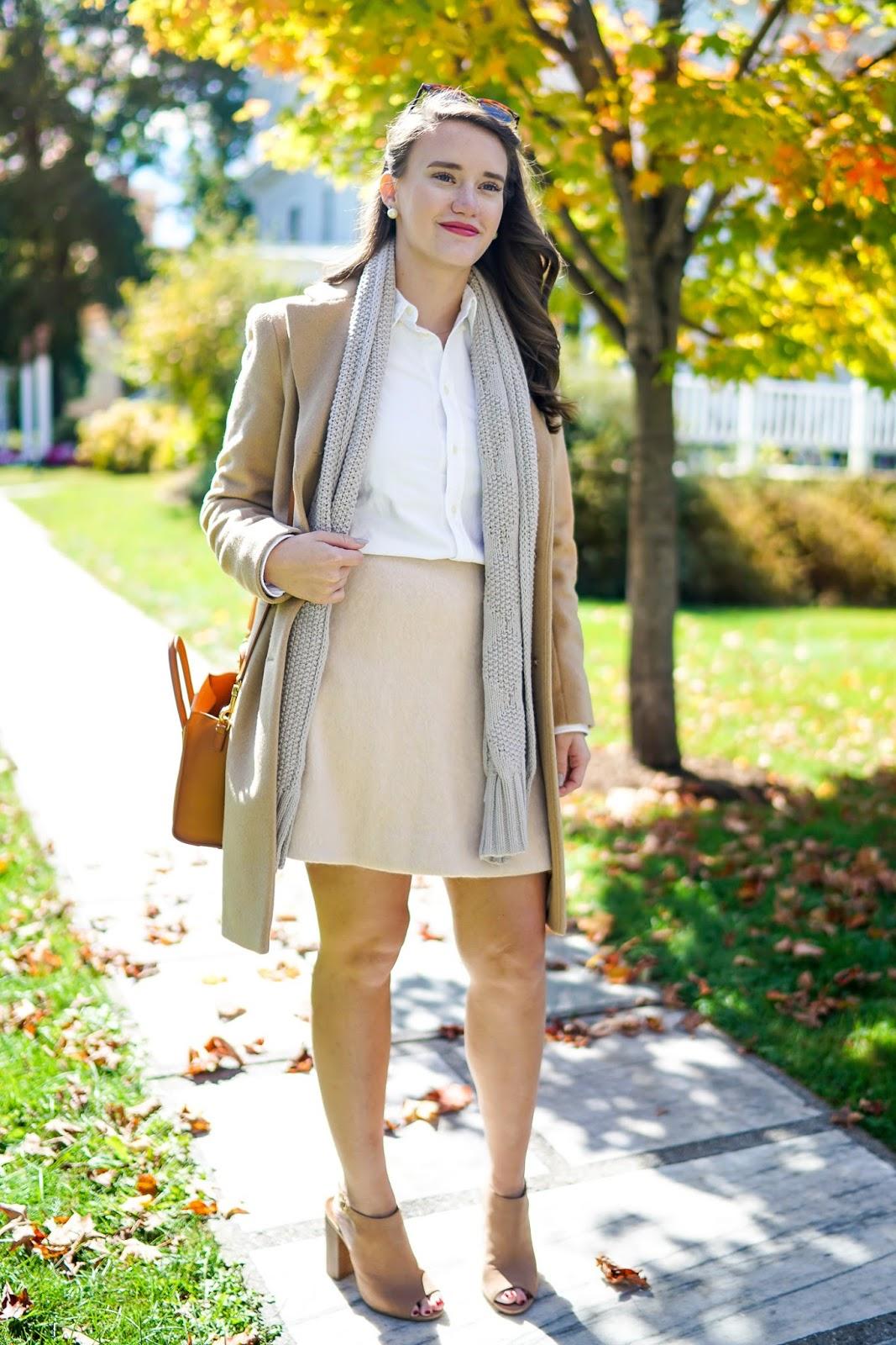 Ralph Lauren Wool Blend Coat