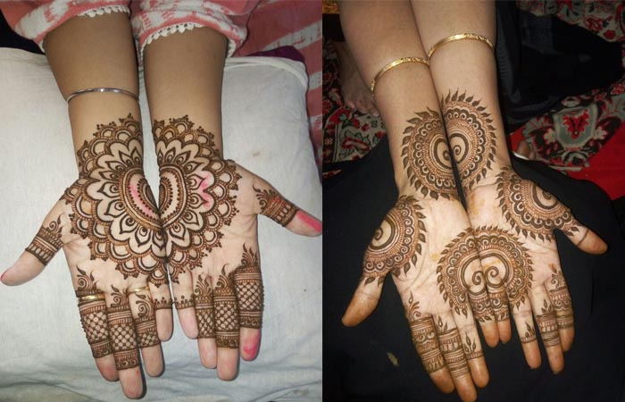 Beautiful Mehndi Designs Hands