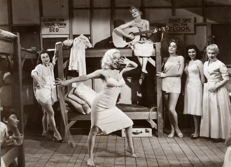 Mamie Van Doren In Quot Untamed Youth Quot 1957 Vintage Everyday