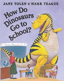 back to school books, how do dinosaurs books, books for kindergarten