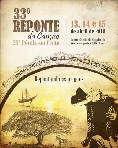 Definidas as músicas que estarão no palco do 33º Reponte da Canção e 25º Pérola em Canto