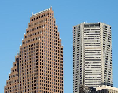 Bank of America Center & JPMorgan Chase Tower