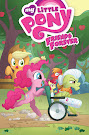 My Little Pony Friends Forever Paperback #7 Comic Cover A Variant