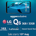 LG Q6 with 5.5-inch Full Vision display, Priced in India Under Rs.20,000 is all set to launch in India on Thursday August 10, will be Amazon exclusive