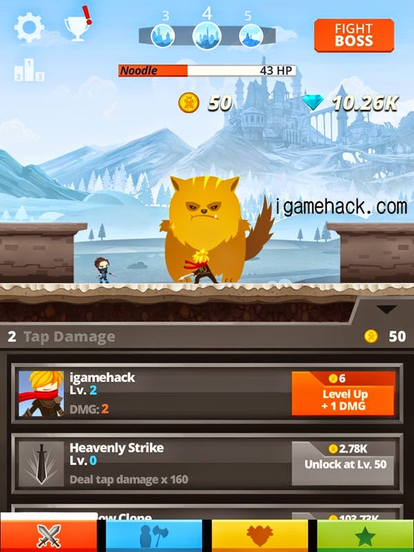 Download Free Tap Titans Game V1.2.1 Hack