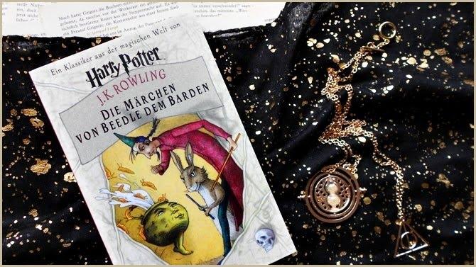 Rezension Die Märchen von Beedle dem Barden Harry Potter Carlsen J.K. Rowling