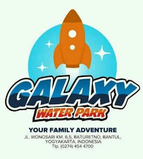 Tiket Masuk Galaxy Waterpark Bantul