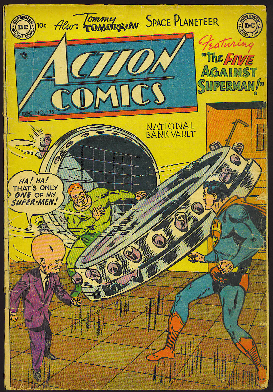 Action Comics (1938) 175 Page 1