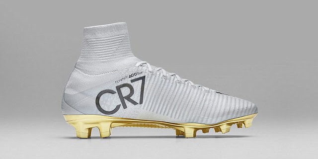 SBOBETASIA - Inilah Sepatu Baru Ronaldo untuk Tahun 2017