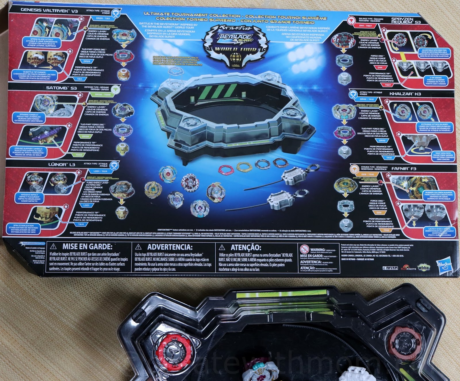 Create With Mom: Beyblade Burst Evolution And Giveaway