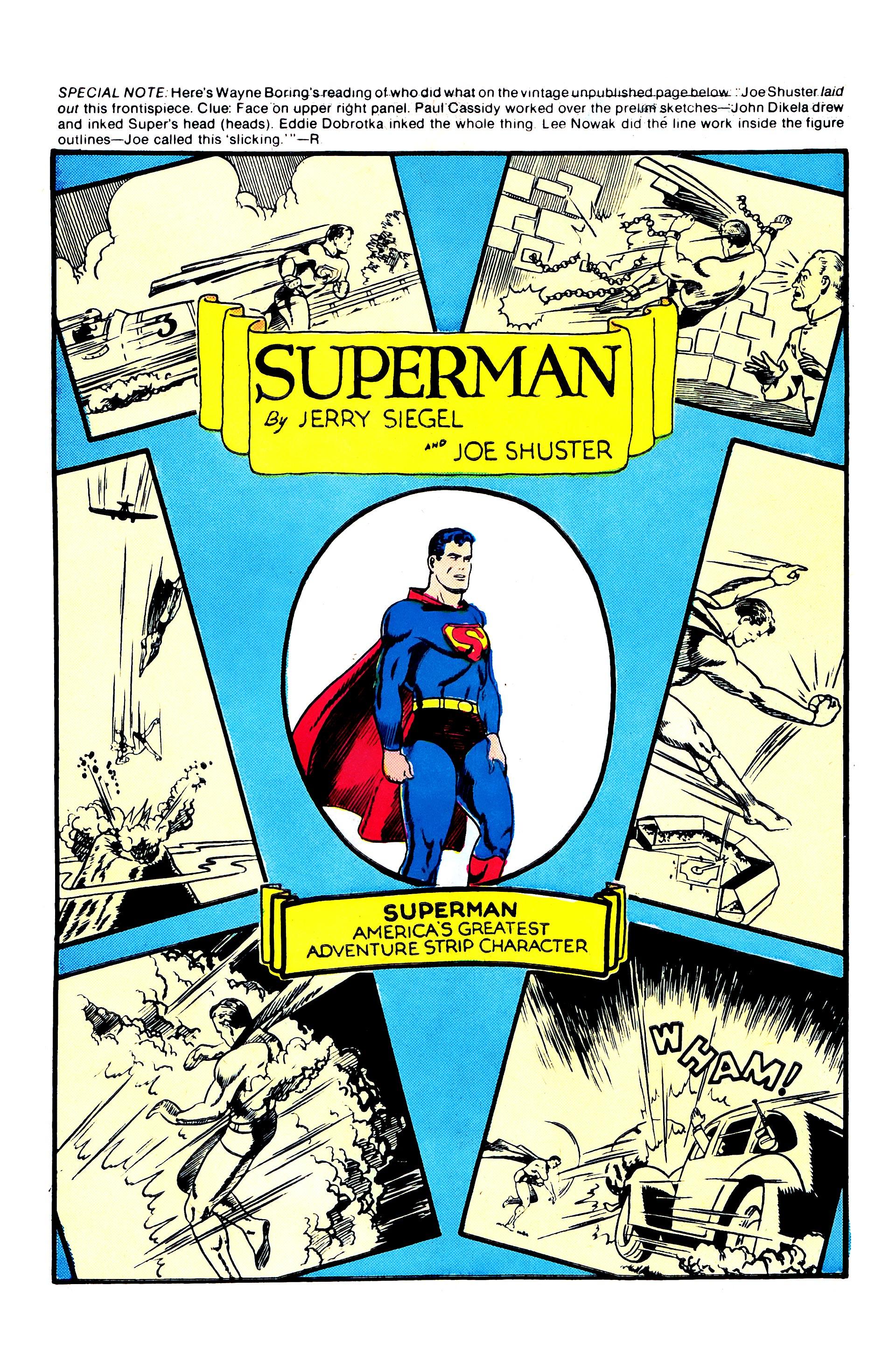 Read online Secret Origins (1986) comic -  Issue #1 - 31