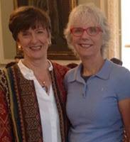 Nancy Klein with Laura Murphy