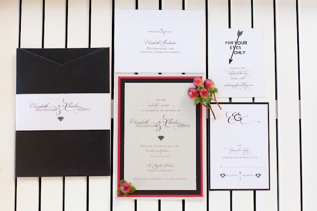 For Your Eyes Only James Bond Inspired Wedding Styled Shoot