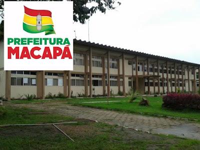 Prefeitura de Macapá lança editais de concurso público
