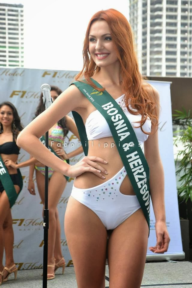 Miss world pageant bikini have hit