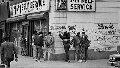 Fotografías de Nueva York década de los 80