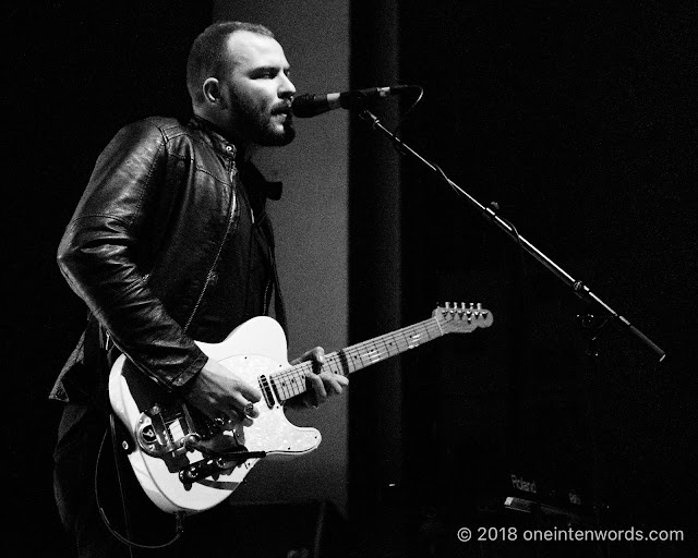 Modern Space at The Danforth Music Hall on October 18, 2018 Photo by John Ordean at One In Ten Words oneintenwords.com toronto indie alternative live music blog concert photography pictures photos