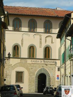 Facciata - Palazzo Alberti - Prato