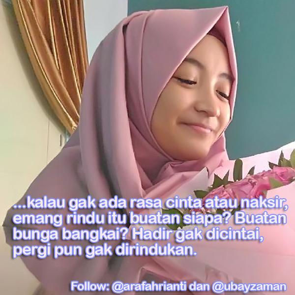 Rindu Arafah Rianti, Gelisah Wow