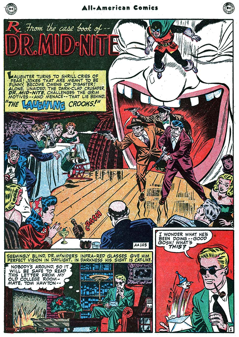Read online All-American Comics (1939) comic -  Issue #99 - 30