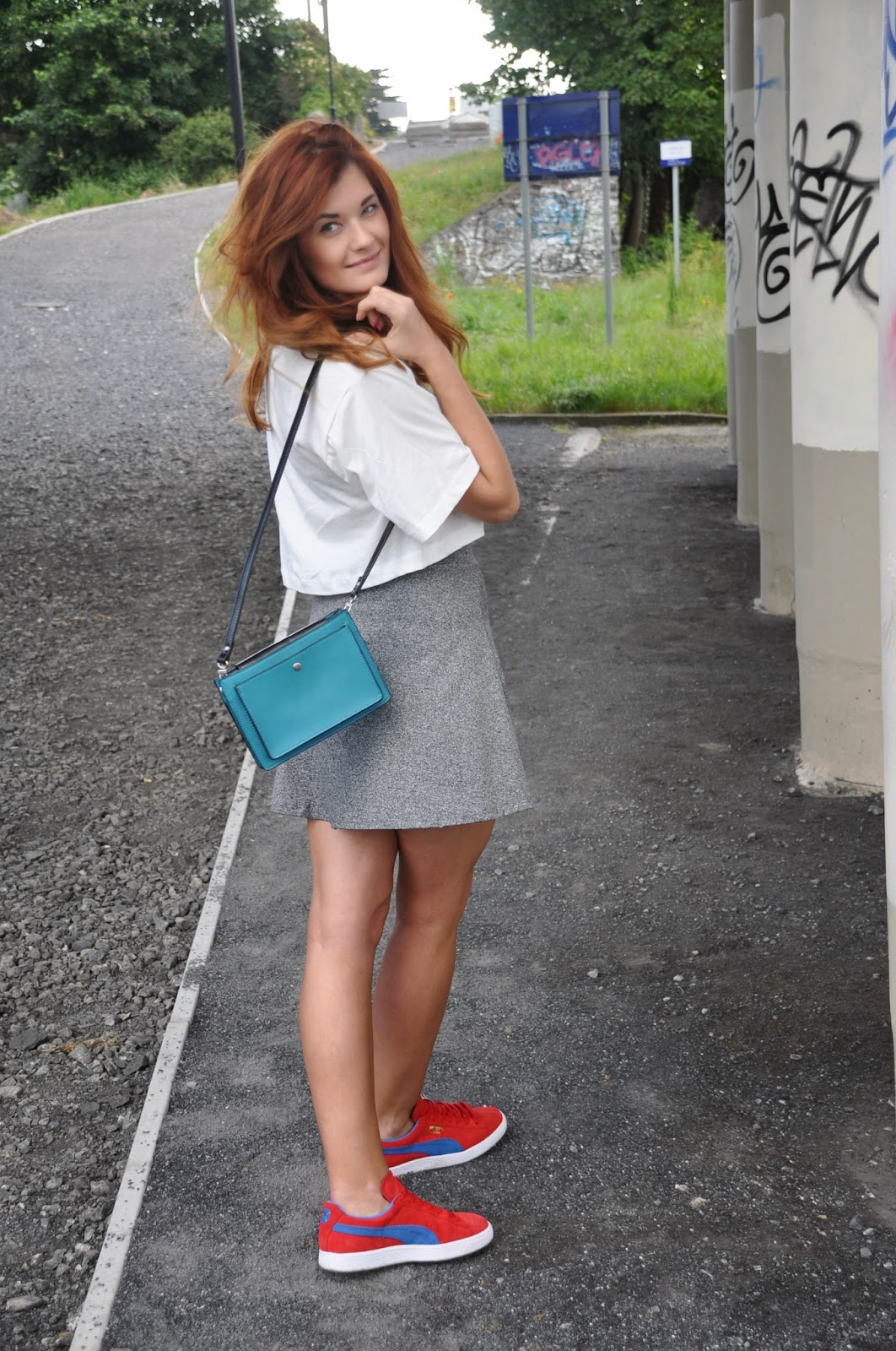 anna k's blog on fashion in dublin back to basics