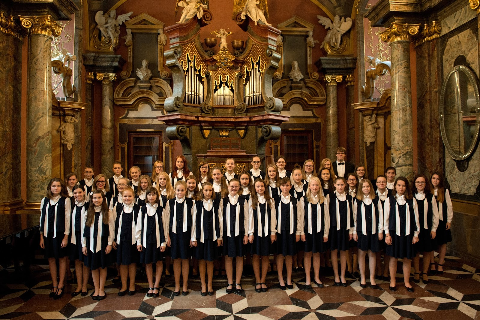 Preveza International Choral Festival: Choir's participation