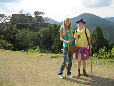 Takeda Castle Walk