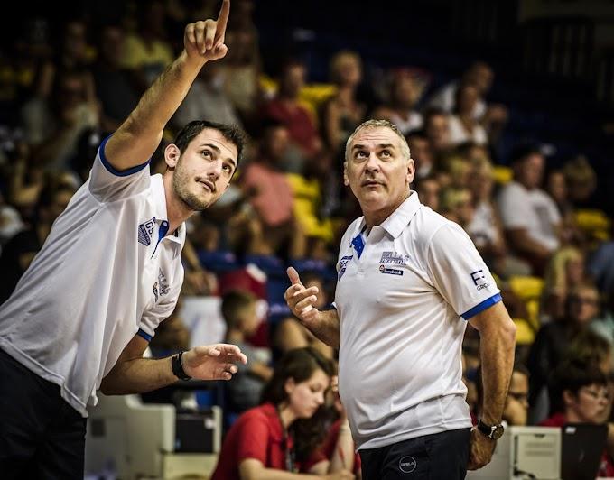Βλασσόπουλος: «Ακόμα δεν ξέρουμε ποιος είναι πιο δυνατός αντίπαλος»