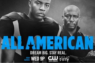 Download All American Season 1 Complete 480p All Episodes