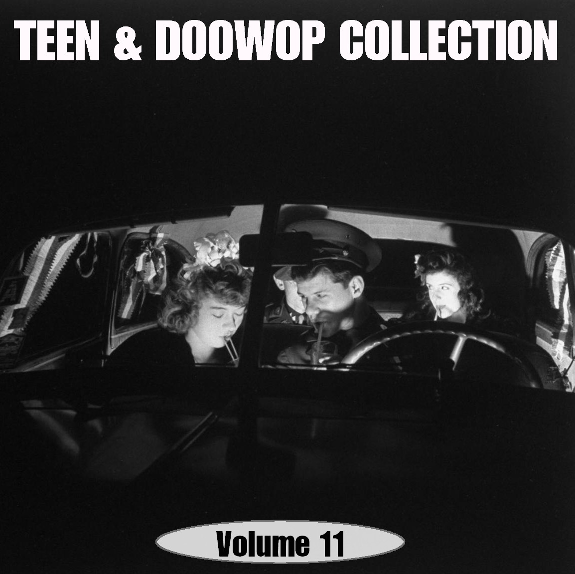 Boptown Teen Doowop Collection