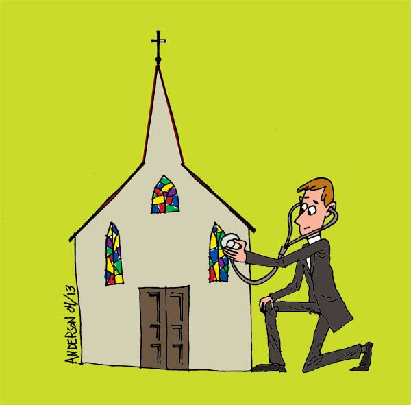 how to become a church consultant