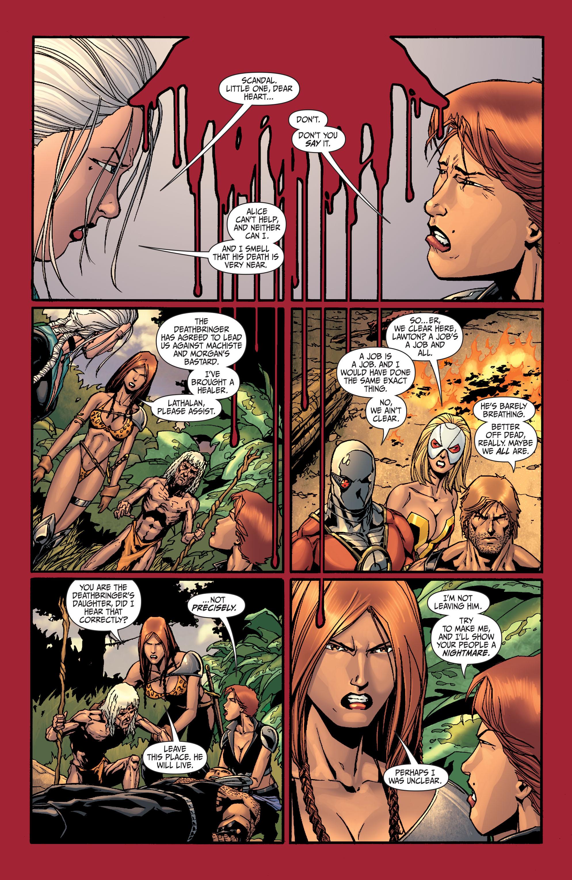 Read online Secret Six (2008) comic -  Issue #27 - 9