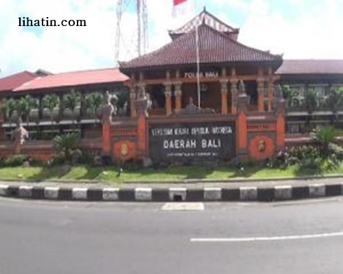 Mapolda Bali - lihatin.com