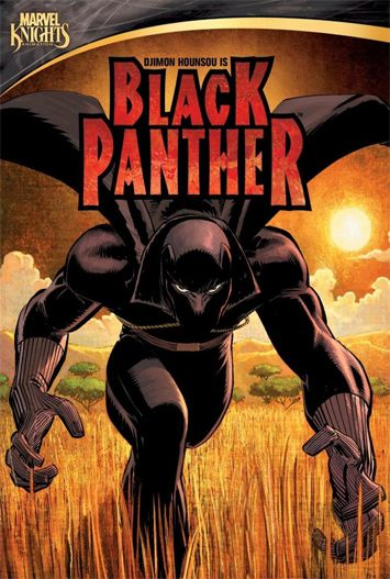 Black Panther Miniserie Completa HD 720p Latino Dual