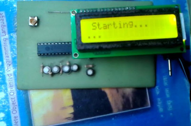 Digital Voting Machine Using Microcontroller