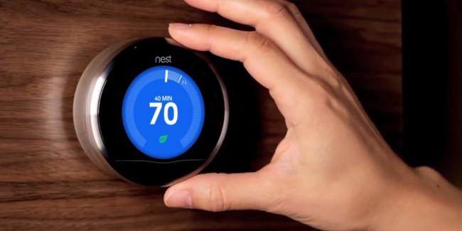 google compra empresa termostatos programables nest 3