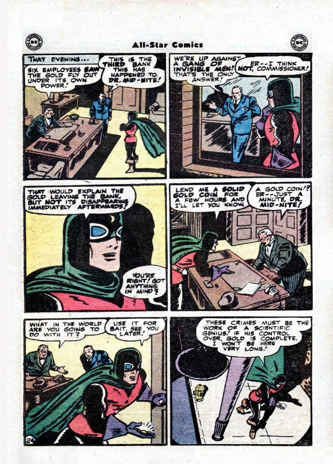 Read online All-Star Comics comic -  Issue #36 - 29
