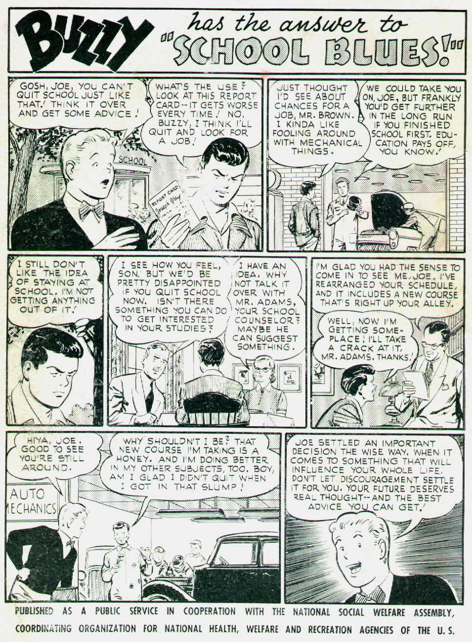 Strange Adventures (1950) issue 49 - Page 2