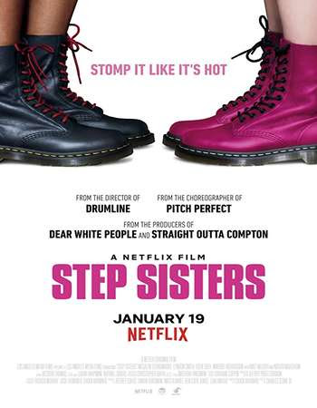 Poster Of Hollywood Film Watch Online Step Sisters 2018 Full Movie Download Free Watch Online 300MB